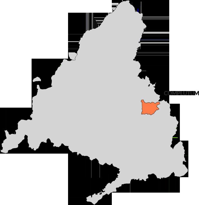 mapa complutum